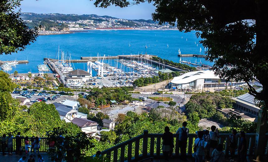 Enoshima Sailing Club Olympic Venue 1964 and 2020