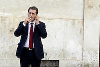 Roma, 3 Luglio 2014<br /> Convegno e assemblea dell'Anci<br /> L'associazione dei Comuni italiani per l'innovazione.<br /> Nella foto Virginio Merola sindaco di Bologna.