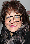Priscilla Lopez sporting a pair of signature 'Ralphie' specs at the Broadway Opening Night Performance for 'A Christmas Story - The Musical'  at the Lunt Fontanne Theatre in New York City on 11/19/2012.
