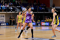 Stars&rsquo; Paula Griffin in action during the ANZ Premiership - Pulse v Northern Stars at Te Rauparaha Arena, Porirua, New Zealand on Monday 25 June 2018.<br /> Photo by Masanori Udagawa. <br /> www.photowellington.photoshelter.com