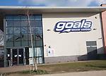 Goals soccer centre sports building Ipswich, Suffolk, England