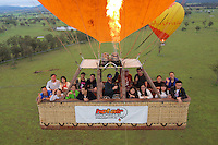 20161208 December 08 Hot Air Balloon Gold Coast