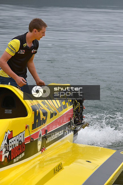 Power Boat Racing - Acceleration On Water, Festival Of Speed Tour, Saturday 9th November 2013, Lake Rotoiti, New Zealand, Photos: Barry Whitnall/shuttersport