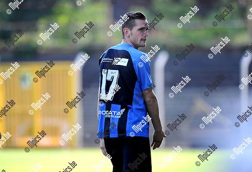 2013-07-07 / Voetbal / seizoen 2013-2014 / Rupel-Boom - KV Mechelen / Nick Van Der Westerlaken<br /><br />Foto: Mpics.be