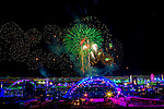 EDC Sat June 20th Fireworks by Grucci © Larry Burton Photography