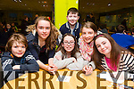 Pupil's from Tarbert NS, Thomas Leahy, Gabrielle Kiely, Amy White, Rachel Martin, Jack McCullough and Ellen Egan at the Primary schools science quiz  ITT South Campus on Thursday