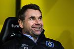 10.02.2018, Signal Iduna Park, Dortmund, GER, 1.FBL, Borussia Dortmund vs Hamburger SV, <br /> <br /> im Bild | picture shows:<br /> Bernd Hollerbach (Trainer Hamburger SV)  vor dem Spiel, <br /> <br /> <br /> Foto &copy; nordphoto / Rauch