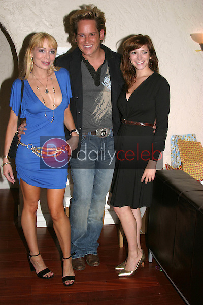 Eduardo De La Renta Birthday Party<br /> Lorielle New, Eduardo De La Renta, Rachel Gold