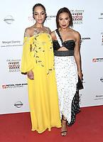 06 February 2019 - Hollywood, California - Bianca Lawson, Toni Trucks. 10th Annual AAFCA Awards held at Taglyan Complex. Photo Credit: Birdie Thompson/AdMedia