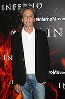 LOS ANGELES, CA - OCTOBER 25: Brian Grazer at  the screening of Sony Pictures Releasing's 'Inferno' held at the DGA Theater on October 25, 2016 in Los Angeles, California. Credit: David Edwards/MediaPunch