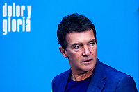 The actor Antonio Banderas  attends the photocall of the movie 'Dolor y gloria' in Villa Magna Hotel, Madrid 12th March 2019. (ALTERPHOTOS/Alconada) /NortePhoto.con NORTEPHOTOMEXICO