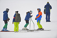 DH training / team AUS<br /> PyeongChang 2018 Paralympic Games<br /> Australian Paralympic Committee<br /> PyeongChang South Korea<br /> Wednesday March 7th 2018<br /> &copy; Sport the library / Jeff Crow