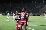 Deportes Tolima venció 2-0 a Atlético Huila. Fecha 8 Liga Águila II-2018.