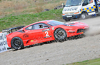 09/05/2010 Knockhill crash