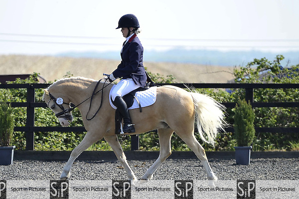 Class 1. Uaffiliated dressage. Whitehall Farm. Fobbing. Essex. 08/05/2016. MANDATORY Credit Garry Bowden/Sportinpictures - NO UNAUTHORISED USE - 07837 394578