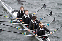 Crew: 222  Molesey BC  Event: Mixed Quads<br /> <br /> Schools' Head of the River 2017<br /> <br /> To purchase this photo, or to see pricing information for Prints and Downloads, click the blue 'Add to Cart' button at the top-right of the page.