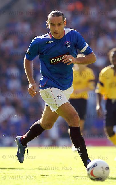 Dado Prso, Rangers.stock season 2006-2007.pic willie vass