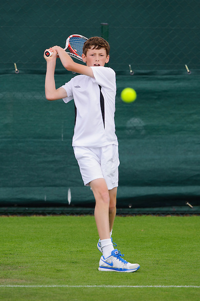 Cormac Lunn<br /> Road To Wimbledon 2013