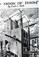 Utopia:  early 20th century Sci Fi--City of Tomorrow.  Photo '78.