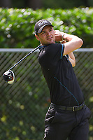 Martin Kaymer (GER) watches his tee shot on 2 during round 4 of the 2019 Charles Schwab Challenge, Colonial Country Club, Ft. Worth, Texas,  USA. 5/26/2019.<br /> Picture: Golffile | Ken Murray<br /> <br /> All photo usage must carry mandatory copyright credit (© Golffile | Ken Murray)