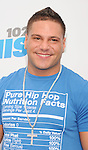 CARSON, CA - MAY 12: Ronnie Ortiz-Magro  attends 102.7 KIIS FM's Wango Tango at The Home Depot Center on May 12, 2012 in Carson, California.