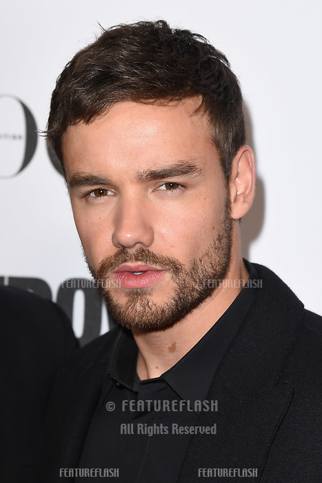 LONDON, UK. October 31, 2018: Liam Payne at the &quot;Widows&quot; special screening in association with Vogue at the Tate Modern, London.<br /> Picture: Steve Vas/Featureflash
