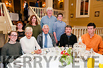 Special Birthday: Rosarie Buckley, Listowel celebrating a special birthday with her family at the Listowel Arms Hotel on Saturday night last