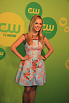 "All My Children's Natalie Hall ""Colby Chandler"" and now on CW's Star-Crossed"" as ""Taylor"" at the CW Upfront on May 16, 2013 at London Hotel, New York City, New York. (Photo by Sue Coflin/Max Photos)"