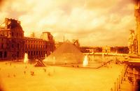 France, Paris. The Louvr