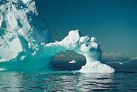 Peep site ice berg, Pond Inlet, Nunavut