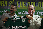 Mario Alberto Yepes fue nombrado como nuevo DT de Deportivo Cali, remplazando a Fernando 'Pecoso' Castro. Es la primera experiencia de Yepes como estratega.