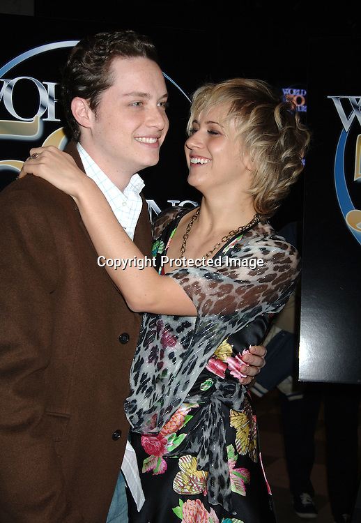 """Jesse Soffer and  Jennifer Landon ..at The 50th  Anniversary Party for """"As The World Turns""""..on March 23, 2006 at The Museum of Television  and Radio...Robin Platzer, Twin Images"""