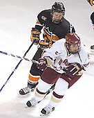 Grant Goeckner-Zoeller, Benn Ferreiro - Boston College defeated Princeton University 5-1 on Saturday, December 31, 2005 at Magness Arena in Denver, Colorado to win the Denver Cup.  It was the first meeting between the two teams since the Hockey East conference began play.