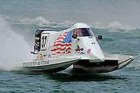 26  July, 2009, Trenton, Michigan USA.Stacy Funk (#37).©2009 F.Peirce Williams USA.SST-120 class