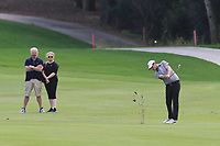 Cormac Sharvin (NIR) on the 8th fairway during Round 1 of the Challenge Tour Grand Final 2019 at Club de Golf Alcanada, Port d'Alcúdia, Mallorca, Spain on Thursday 7th November 2019.<br /> Picture:  Thos Caffrey / Golffile<br /> <br /> All photo usage must carry mandatory copyright credit (© Golffile | Thos Caffrey)