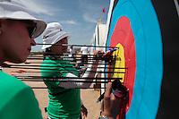 Mexico en tiro con arco Arizona Cup 2013