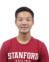 Stanford, CA - September 20, 2019: Justin Lim, Athlete and Staff Headshots