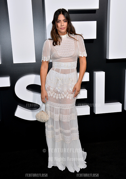LOS ANGELES, CA. September 13, 2018: Lorenza Izzo at the premiere for &quot;Life Itself&quot; at the Cinerama Dome.<br /> Picture: Paul Smith/Featureflash