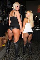 Amanda Henson, Aimee [Sapphire] at AVN Expo, <br /> Hard Rock Hotel, <br /> Las Vegas, NV, Friday January 17, 2014.
