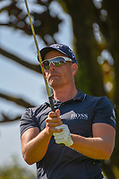 Henrik Stenson (SWE) watches his tee shot on 2 during round 3 of the Arnold Palmer Invitational at Bay Hill Golf Club, Bay Hill, Florida. 3/9/2019.<br /> Picture: Golffile | Ken Murray<br /> <br /> <br /> All photo usage must carry mandatory copyright credit (&copy; Golffile | Ken Murray)