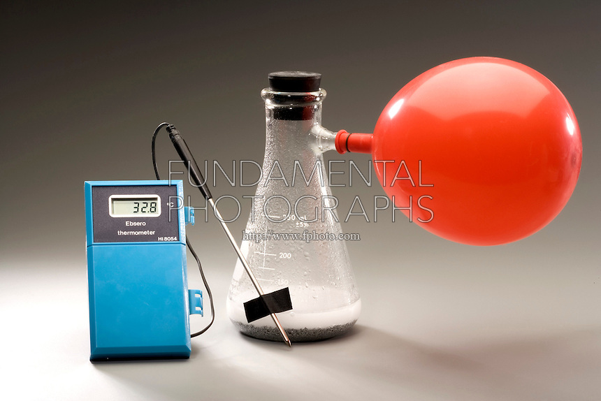 ZINC IN SULFURIC ACID IN A CLOSED SYSTEM<br />