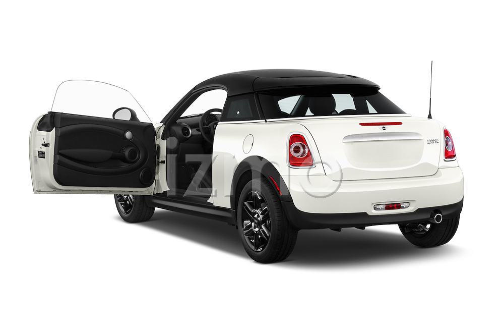 Car images of a 2015 MINI Mini Cooper 2 Door Coupe Doors