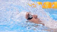 Olympia 2012 London   Aquatics Centre  28.07.2012 Michael Phelps (USA) beim Vorlauf 400 Meter Lagen