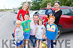 Enjoying a family day out at the Annual Heritage Day at the Old Forge Churchill on Saturday.<br /> Front: Aaron Keating, Padraig and Hannah Whelan and Garrat Lovett<br /> Back: Noreen Lovett, Paudi, Jack and Barbara Whelan