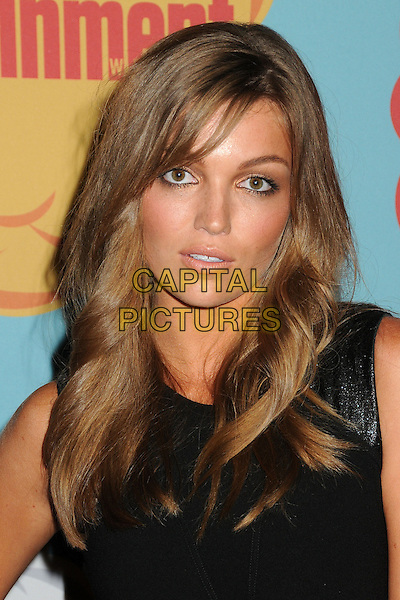 Lili Simmons<br /> Entertainment Weekly Hosts Annual Comic-Con Celebration 2013 held at Float at the Hardrock Cafe, San Diego, California, USA.<br /> July 20th, 2013 <br /> headshot portrait black <br /> CAP/ADM/BP<br /> &copy;Byron Purvis/AdMedia/Capital Pictures
