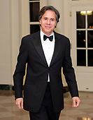 Tony Blinken, National Security Advisor to the Vice President, arrives for the Official Dinner in honor of Prime Minister David Cameron of Great Britain and his wife, Samantha, at the White House in Washington, D.C. on Tuesday, March 14, 2012.<br /> Credit: Ron Sachs / CNP<br /> (RESTRICTION: NO New York or New Jersey Newspapers or newspapers within a 75 mile radius of New York City)