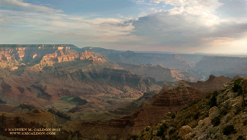 Sunrise on the 4th of July<br />