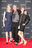 Patrick Huard, Julie LeBreton and Ken Scott attending the &quot;Starbuck&quot; opening premiere during the 30th Munich Film Festival held at the Mathaeser Filmpalast in Munich, Germany, 29.06.2012...Credit: Notopoulos/face to face /MediaPunch<br />