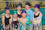 6359-6363.Competitors - Taking part in The Kingdom Swimming Club Christmas Gala at Tralee Sports Complex on Sunday were l/r Roisi?n Ni? Dhomhnaill, Sally Grey, Aebhi?n O'Hara, Conor O'Donoghue, Meadhbh Connell and Cli?odhna Moynihan...