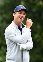 22nd July 2020; Blaine, Minnesota, USA;  Paul Casey has a laugh during the 3M Open Compass Challenge at TPC Twin Cities in Blaine, Minnesota